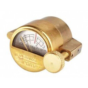 Petromax 150/500 Manometer Messing